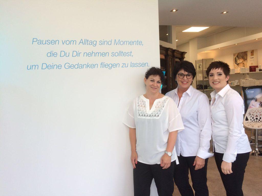 Frau Tanja Döring verstärkt Cosmetic Marie-Therese ab dem 15.08.2016.
